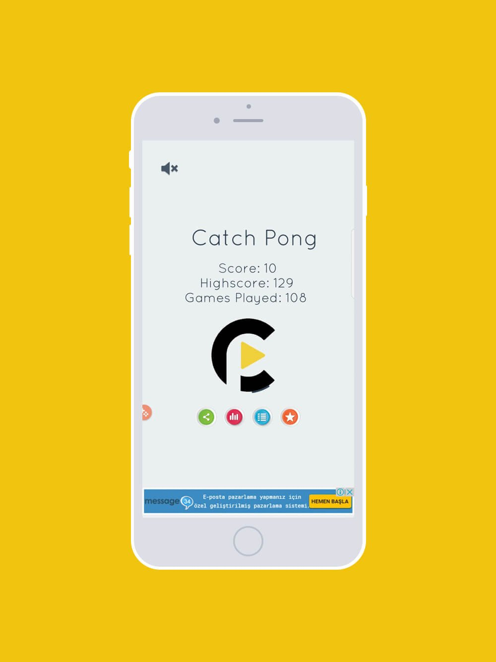 Catch Pong